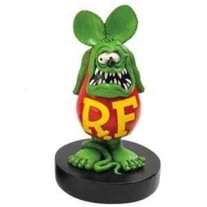 ラットフィンク ボビングドール(L SIZE) グリーン RAT FINK フィギュア アメリカ雑貨 アメリカン雑貨|texas4619