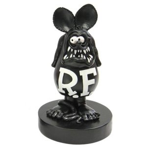 ラットフィンク ボビングドール(L SIZE) ブラック RAT FINK フィギュア アメリカ雑貨 アメリカン雑貨|texas4619