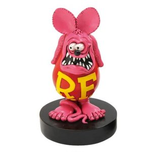 ラットフィンク ボビングドール(L SIZE) ピンク RAT FINK フィギュア アメリカ雑貨 アメリカン雑貨|texas4619