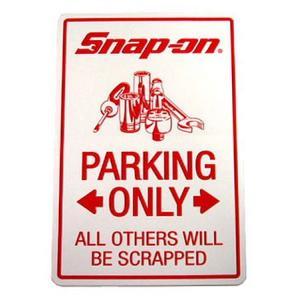 スナップオン Snap-on ステッカー(PARKING) アメリカ雑貨 アメリカン雑貨 texas4619