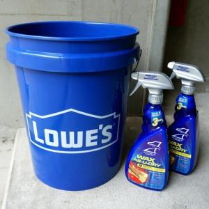 LOWE'S(ロウズ) バケツ 5ガロン アメリカ雑貨 アメリカン雑貨|texas4619