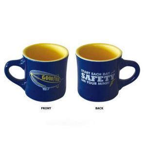 グッドイヤー GOODYEAR セラミック マグカップ(HOTEL)〜BLIMP〜 マグ アメリカ雑貨 アメリカン雑貨|texas4619