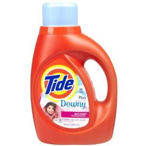 タイド ウィズ タッチオブダウニー エイプリルフレッシュ(1470mL) Tide with a Touch of Downy 洗濯用洗剤&柔軟剤 2倍濃縮|texas4619