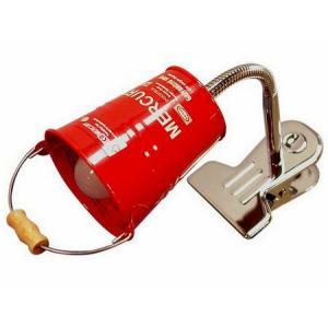MERCURY MiniBucket Clip Light(レッド) マーキュリー クリップライト バケツ アメリカ雑貨 アメリカン雑貨|texas4619