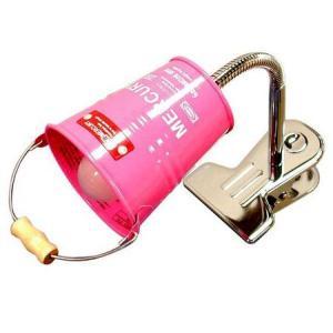 MERCURY MiniBucket Clip Light(ピンク) マーキュリー クリップライト バケツ アメリカ雑貨 アメリカン雑貨|texas4619