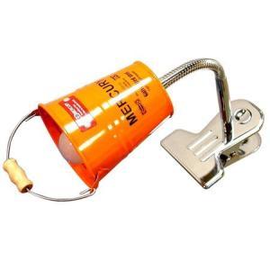 MERCURY MiniBucket Clip Light(オレンジ) マーキュリー クリップライト バケツ アメリカ雑貨 アメリカン雑貨|texas4619