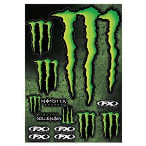 MONSTER ENERGY(モンスターエナジー) ステッカーセットE アメリカ雑貨 アメリカン雑貨|texas4619