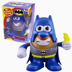 ミスター・ポテトヘッド DC COMICS THOR バットマン フィギュア アメリカ雑貨 アメリカン雑貨|texas4619