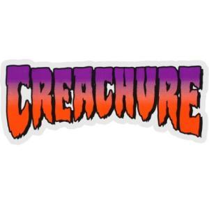 クリーチャー ステッカー(Gray Market) スケートボード スケボー CREATURE アメリカ雑貨 アメリカン雑貨|texas4619