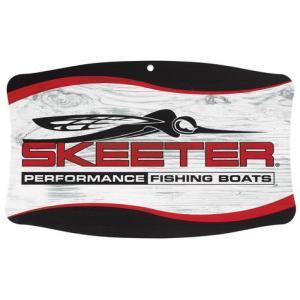 SKEETER BOATS MDFボード バスフィッシング 釣り アメリカ雑貨 アメリカン雑貨|texas4619