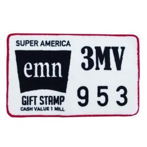フロアマット(3MV) The United EMN インテリア アメリカ雑貨 アメリカン雑貨|texas4619