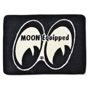 MOON Equipped(ムーン イクイップド) フロアマット インテリア ムーンアイズ アメリカ雑貨 アメリカン雑貨|texas4619