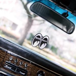 MOON Equipped(ムーン イクイップド) エアーフレッシュナー カーアクセサリー 車用品 芳香剤 アメリカ雑貨 アメリカン雑貨|texas4619