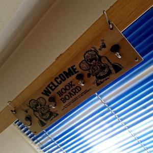 ラットフィンク ウッドフックボード(ウッド) RAT FINK 壁掛け キーハンガー インテリア アメリカ雑貨 アメリカン雑貨|texas4619