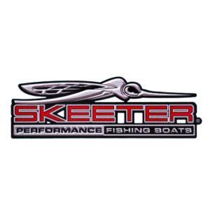 SKEETER BOATS ドームステッカー バスフィッシング 釣り アメリカ雑貨 アメリカン雑貨|texas4619