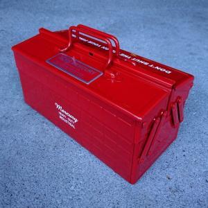 ツールボックスPRO(レッド) 工具箱 マーキュリー MERCURY アメリカ雑貨 アメリカン雑貨|texas4619