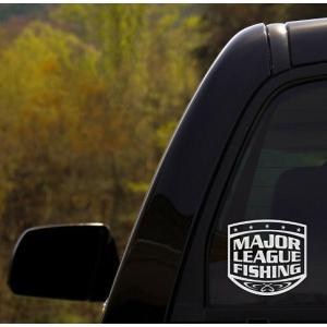 MAJOR LEAGUE FISHING メジャーリーグフィッシング MLF ステッカー バスフィッシング 釣り アメリカ雑貨 アメリカン雑貨|texas4619