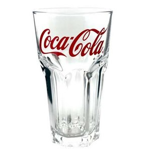 コカ・コーラ ユーロ・タンブラー グラス 17.5oz Coca Cola アメリカ雑貨 アメリカン雑貨|texas4619