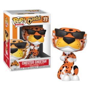 チートス チェスター・チーター Cheetos CHESTER CHEETAH ファンコ POP!シリーズ フィギュア アメリカ雑貨 アメリカン雑貨 texas4619