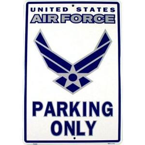 ティンサインプレート(U.S. AIR FORCE) エアフォース 看板 インテリア アメリカ雑貨 アメリカン雑貨|texas4619
