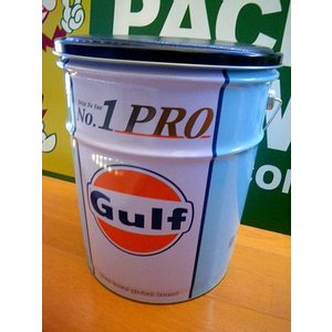 ガルフ オイル缶スツール(A) Gulf 世田谷ベース アメリカ雑貨 アメリカン雑貨 texas4619