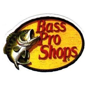 Bass Pro Shops バスプロショップス ステッカー(Sサイズ) 2枚セット バスフィッシング 釣り アメリカ雑貨 アメリカン雑貨|texas4619