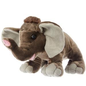 子供から大人まで引き込まれる素晴らしい動物をテーマにしたゾウのぬいぐるみは、生き物への関心が芽生え子...