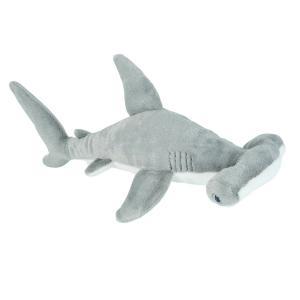 子供から大人まで引き込まれる素晴らしいの水族館をテーマにしたシュモクザメのぬいぐるみは、生き物への関...