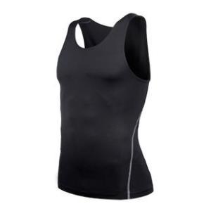 スポーツインナー アンダーシャツ メンズ トレーニングウェア タンクトップ ノースリーブ s503|tfashion