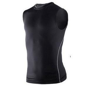 スポーツインナー アンダーシャツ メンズ トレーニングウェア ノースリーブs505|tfashion