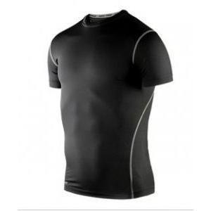 スポーツインナー アンダーシャツ メンズ  半袖 トレーニングウェア s506|tfashion