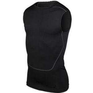 スポーツインナー アンダーシャツ メンズ トレーニングウェア ノースリーブs507|tfashion