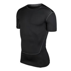 スポーツインナー アンダーシャツ メンズ  半袖 トレーニングウェアs509|tfashion