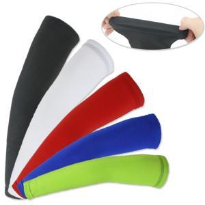 腕全体を適圧サポート。筋肉のブレを抑え、疲れを軽減。腕振りの安定化を促進。 薄さ・ストレッチ性を備え...