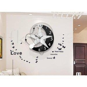 掛け時計  部屋飾り  壁掛け時計 北欧 ジェネリック家具 おしゃれ 壁飾り おしゃれ 北欧 レトロ...