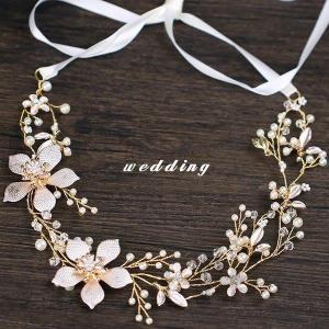 ブライダル 髪飾り セット ヘアアクセサリー ウェディング ヘッドドレス ビジュー 花嫁 結婚式 植...