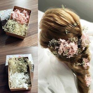ヘッドドレス 花 花飾り ウェディング 結婚式 髪飾り パーティー 二次会 女子会 お呼ばれ 花嫁 ...