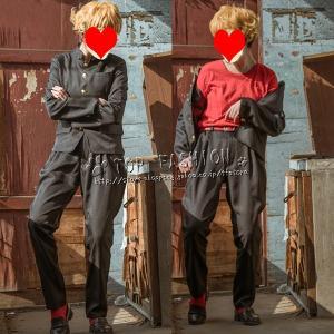 ◆セット内容:コート+Tシャツ+ズボン+ウィッグ+靴  ◆衣装 サイズ:cm(誤差ご多少ございます)...