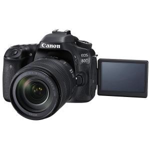 キャノン Canon EOS 80D 18-135 レンズキット デジタル一眼レフ カメラ SDカー...