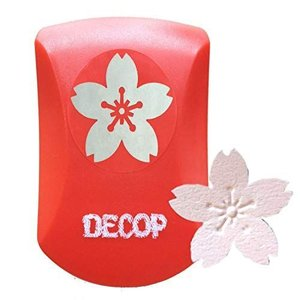DECOP エンボスパンチ サクラ|thanks-tuhan