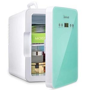 AstroAI 冷蔵庫 小型 ミニ冷蔵庫 小型冷蔵庫 冷温庫 2℃~60℃温度調整可能 6L 化粧品 小型でポータブル 家庭 車載両用 保温|thanks-tuhan