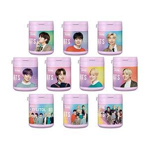 ロッテ キシリトールガム BTS Smileボトル 6個セット|thanks-tuhan