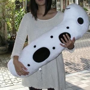 【送料無料】おっきい抱き枕【チンアナゴ XL】 85cm