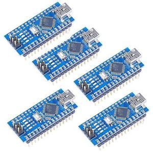 【送料無料】Mini USB Arduino Nano V3.0 改造バージョン Arduino N...