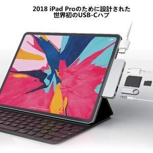 USB Type C ハブ HyperDrive Ipad pro usb c ハブ ipad Pr...