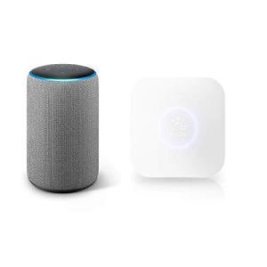 Echo Plus (エコープラス) 第2世代 - スマートスピーカー with Alexa、ヘザー...