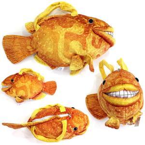 魚トート ビックリ! 魚のトートバッグ かばん サンキューマート メール便不可//×|thankyou-mart|02