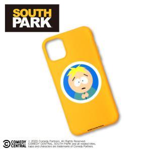 サウスパーク コラボ マットiPhoneXR/11対応ケース サンキューマート|thankyou-mart