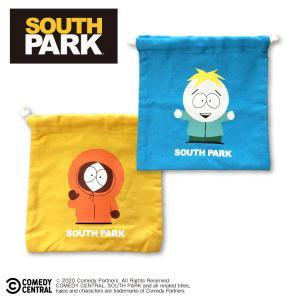 サウスパーク コラボ 巾着 サンキューマート|thankyou-mart