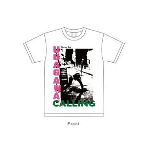 【thCbn】ボスシリーズ第一弾 UDAGAWA CALLING-Tシャツ / thCbn × Rei The Clash Lipoff Tシャツ|thcraft-official